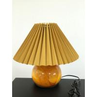 Настольная лампа сенсор D-011/1T коричневый