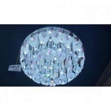 Люстра со светодиодной подсветкой и ПДУ 1065/8  (600)
