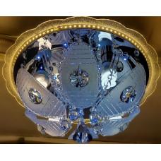 Люстра Буше 1252-4+4(LED) 400