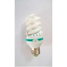 13W E-27 теплый свет энергосберегающая лампа