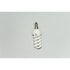 13W  E-14 теплый свет энергосберегающая лампа
