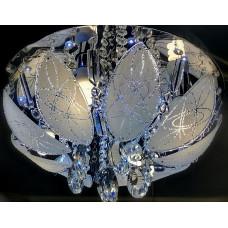 Люстра Буше 1490-4+4(LED) 400
