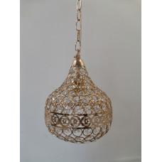 Светильник подвесной хрустальный 1537-1Н
