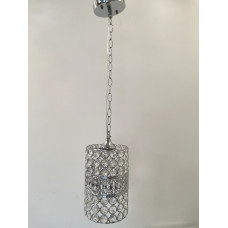 Люстра Е1589-1НВ серебро
