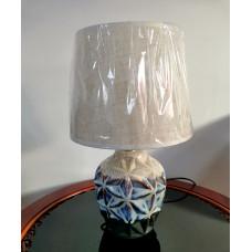 Настольная лампа керамика 16682