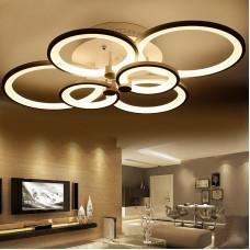 Потолочный светодиодный светильник 168-6