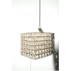 Светильник подвесной хрустальный 175 золото