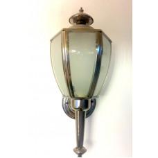 БРА В-201-ВС черный металл. Лампа в подарок 18Вт.