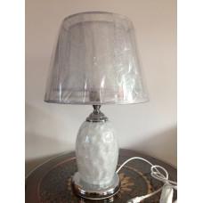 Настольная лампа 3150 серебро