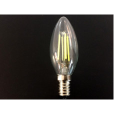 4W E14 3000K Лампа светодиодная