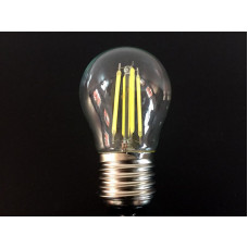 4W E27 6000K Лампа светодиодная