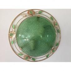 Потолочно-настенный светильник 48313-2 зеленый