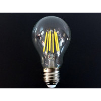 6W E27 6000K Лампа светодиодная