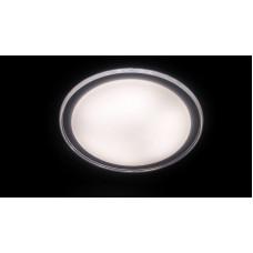 Светильник светодиодный 6004  D40 18w*2  голубой