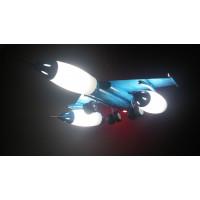 Люстра детская самолет 6077