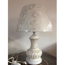 Настольная лампа керамическая 6300
