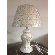 Настольная лампа керамическая 6307