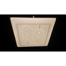 Люстра со светодиодной подсветкой 30 Вт  6902/400