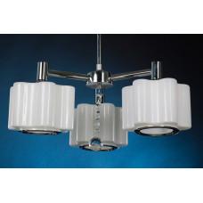 Люстра 80045/3+ подарок лампы энергосберегающие