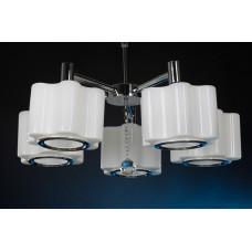 Люстра 80045/5 лампы в комплекте