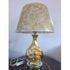 Настольная лампа 9210 золото