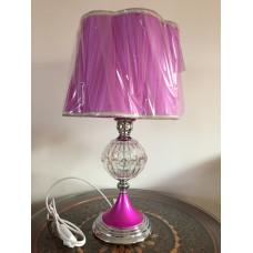 Настольная лампа 9235 Фиолет