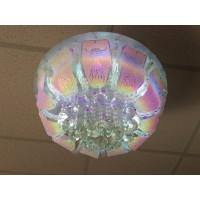 Потолочная люстра со светодиодной подсветкой 9561-500 6 ламп