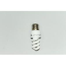 11W E-27  холодный свет энергосберегающая лампа
