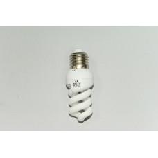 7W холодный свет лампа энергосберегающая цоколь E-27
