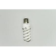 18W E-27  теплый свет лампа энергосберегающая
