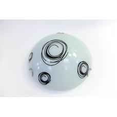Бра-тарелка 807/1w-9 круг