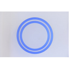 Бра-светильник с лампой люминисцентной в комплекте 88801C-22W