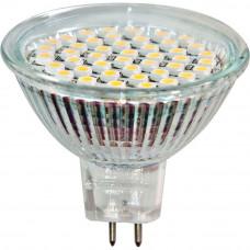 Лампа LED 220V MR16 G5.3 48 3W 6500 K