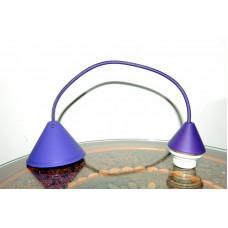 Подвес-шнурок кухонный пластиковый фиолетовый  / цвета в ассортименте/