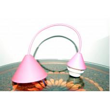 Подвес-шнурок кухонный пластиковый розовый  / цвета в ассортименте/