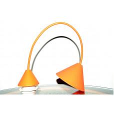 Подвес-шнурок кухонный пластиковый - оранжевый / цвета в ассортименте/