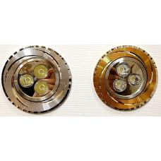 Точечный светильник 2067GX CD 3*1W