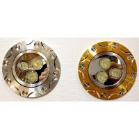 Точечный светильник 2064GX CD 3*1W