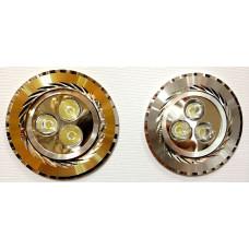 Точечный светильник 2062GX CD 3*1W