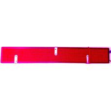Светодиодный щит для автомобиля 12V размер 96-768